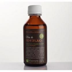 Olio di lino biologico - la Saponaria