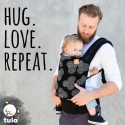 Marsupio ergonomico Tula toddler Concentric- spedizione gratuita