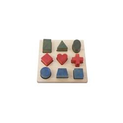 Puzzle delle forme
