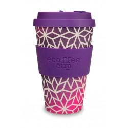 Ecoffee cup Stargrape tazza riutilizzabile e biodegradabile 400ml