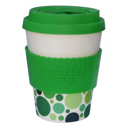 Ecoffee cup Gaia tazza riutilizzabile e biodegradabile 340ml