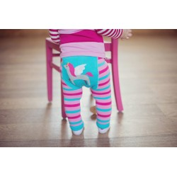 Leggings in maglina Unicorno