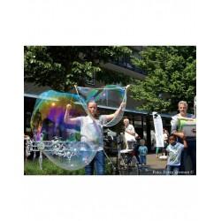 BubbleLab - Le bolle di sapone giganti!