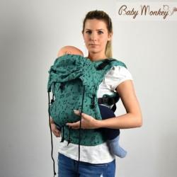 Marsupio ergonomico Regolo Babymonkey Little Monkey - spedizione gratuita