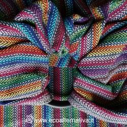 Fascia ad anelli Girasol - Totonicapan - grammatura alta