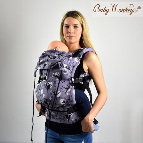 Marsupio ergonomico Regolo Babymonkey Dancing Fairy - spedizione gratuita