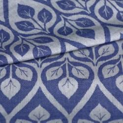 Fascia ad anelli Yaro La Vita Dark Blue