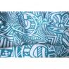 Fascia ad anelli Yaro Geo Puffy Dazzling Blue