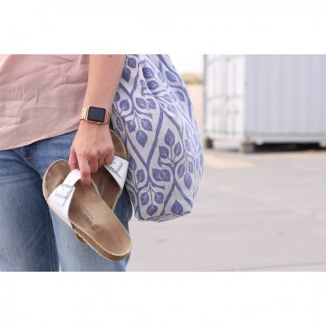 Borsa Yaro Shopper - la vita dark blue