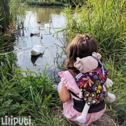 Ecoalternativa - Marsupio porta bambole ...