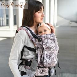Marsupio ergonomico Regolo Babymonkey Unicorns - spedizione gratuita