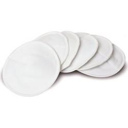 Coppette assorbilatte lavabili - conf. da 6