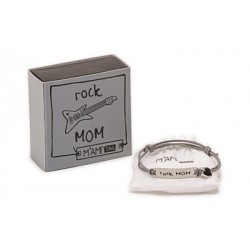 Bracciale Mami Tag - Rock Mom