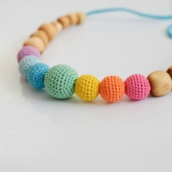 Collana Aqua Simple Rainbow