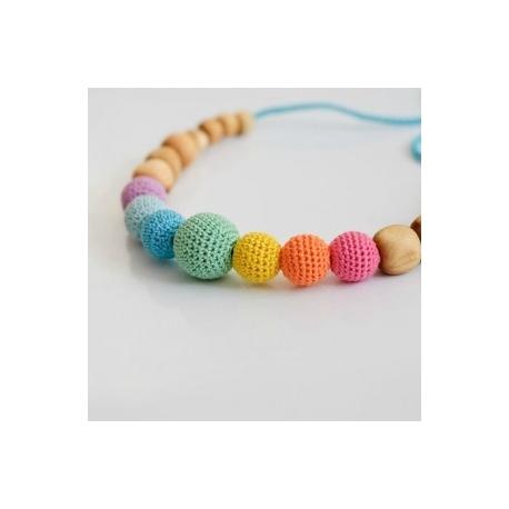 Collana Aqua Simple Rainbow